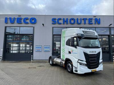 P Vissers Transport Vrachtwagen Iveco